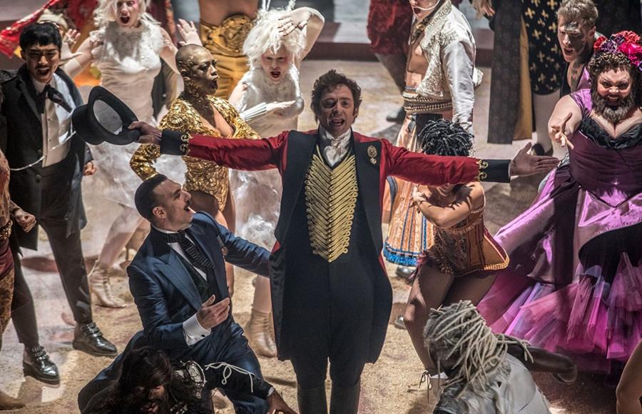 Musical 'El gran showman'.