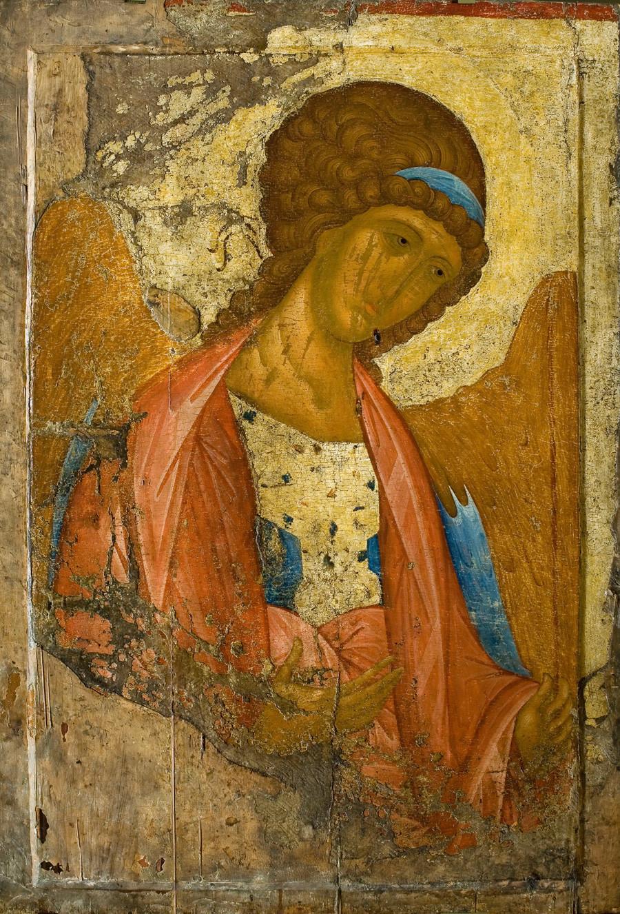 L'Archange Mikhaïl par Andreï Roublev