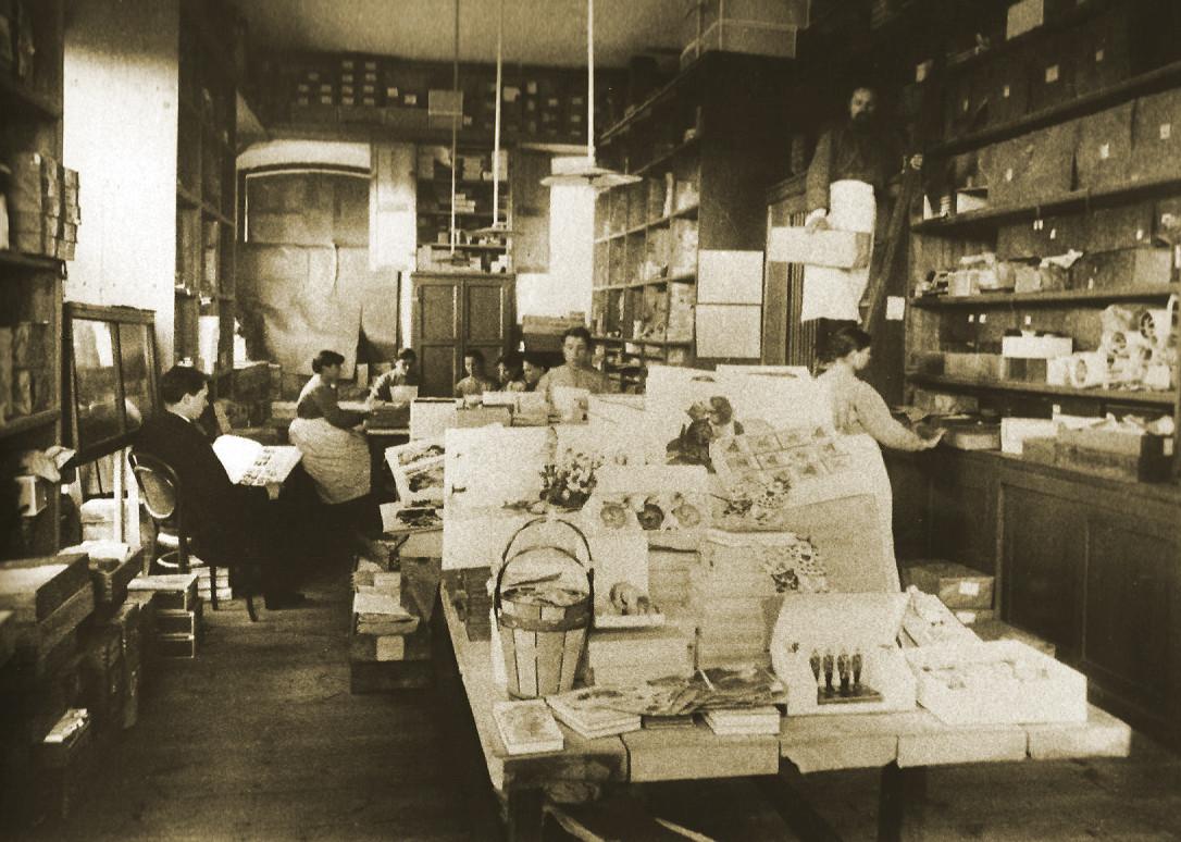 Abrikosov's factory