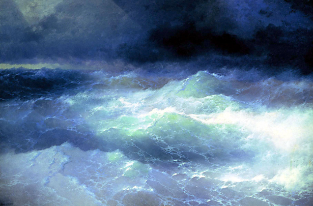 Med valovi
