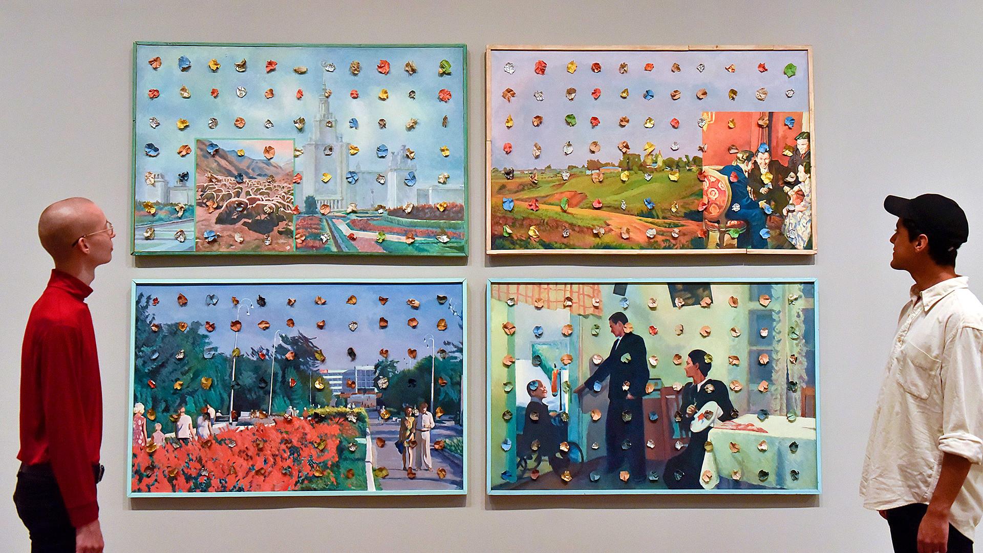 7fa6db7c2b0d Dieci pittori russi saliti alla ribalta dell arte mondiale - Russia ...