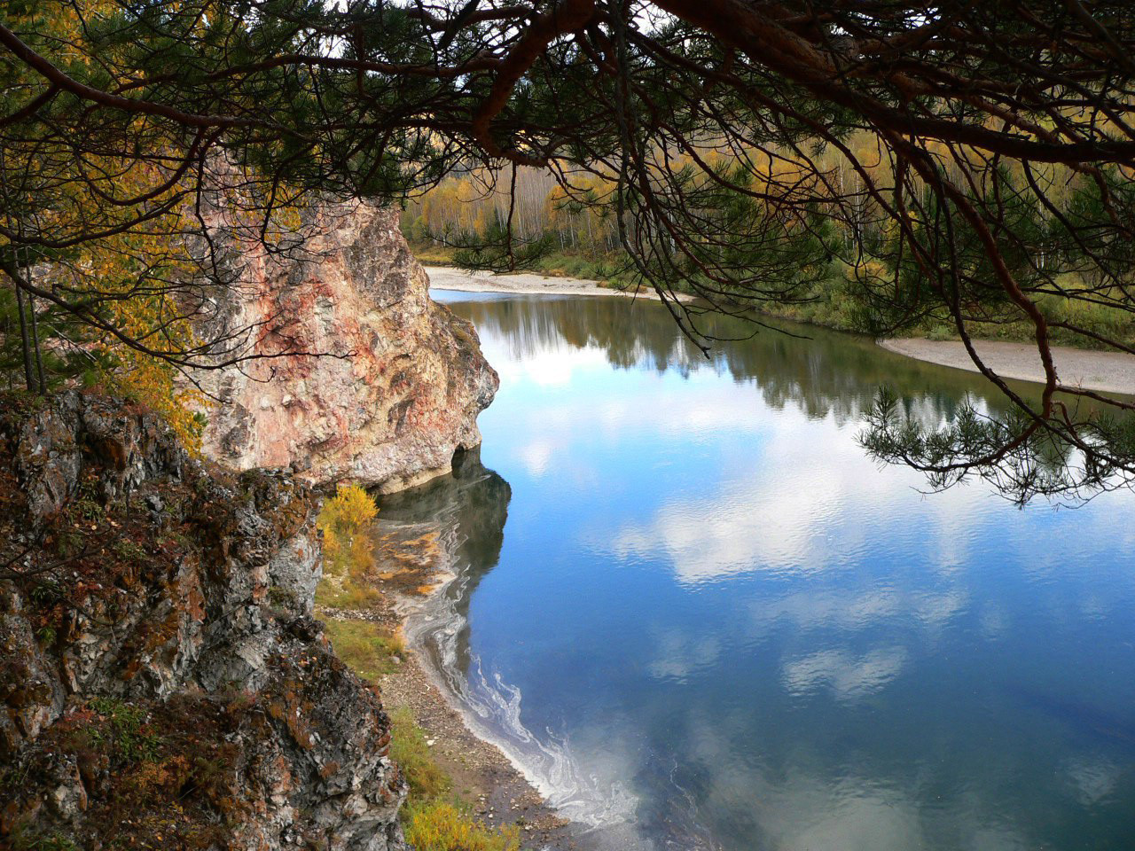Schorskij-Nationalpark, Kemerowo, Sibirien