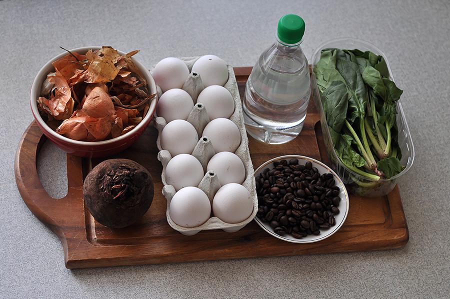 Comment décorer vos œufs de Pâques à l'aide d'ingrédients naturels?