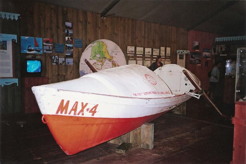 Le Max-4 à l'exposition de Douarnenez en 2004