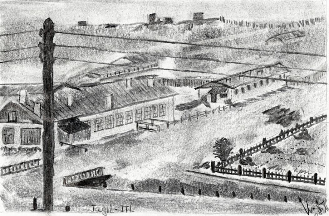 Arbeitslager in Nischni Tagil