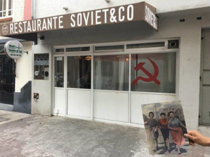 Restaurante Soviet&Co.