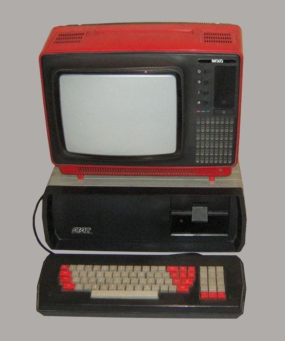 Sovjetski računalnik Agat