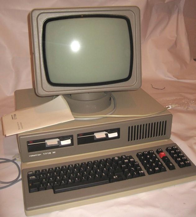 Sovjetski računalnik Robotron