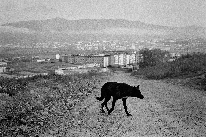 Magadan, prestolnica Kolime