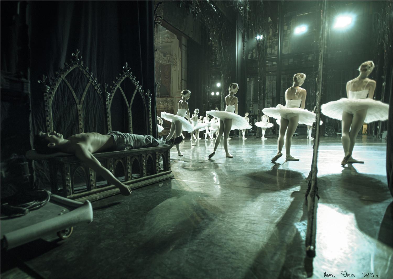 La vie dans les coulisses du théâtre Mariinsky vue par un photographe