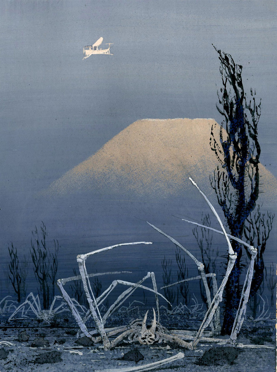 Aelita par Alexeï Tolstoï (Maison d'édition Mecheriakov, 2013)