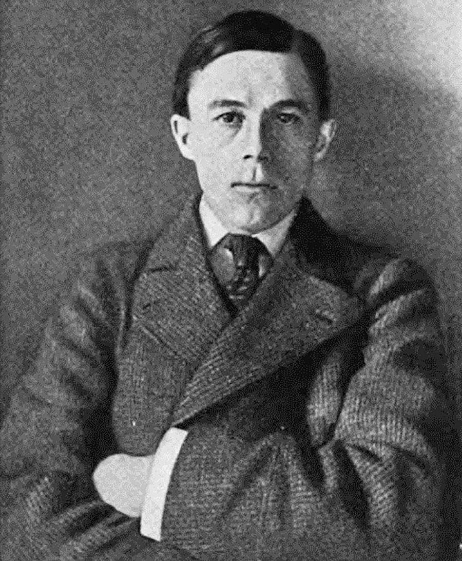 Джосая Флинт  (1869 - 1907), журналист от Уисконсин