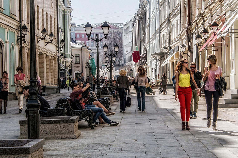 ストレシニコフ横丁