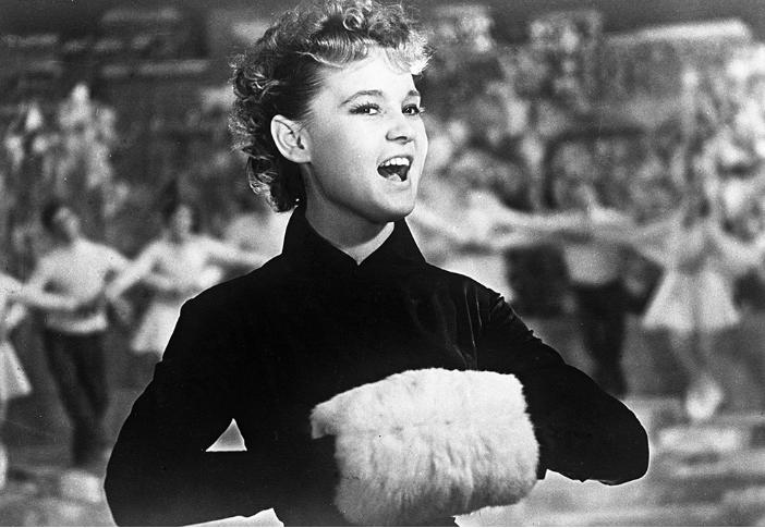 Prizor iz filma Karnevalska noč, 1956.