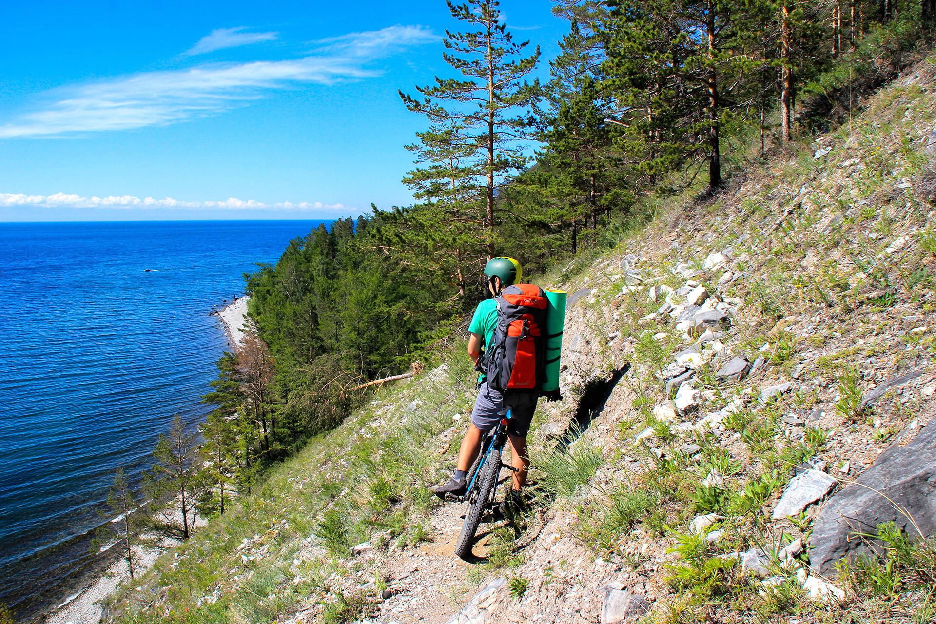 El Gran Sendero del Baikal.
