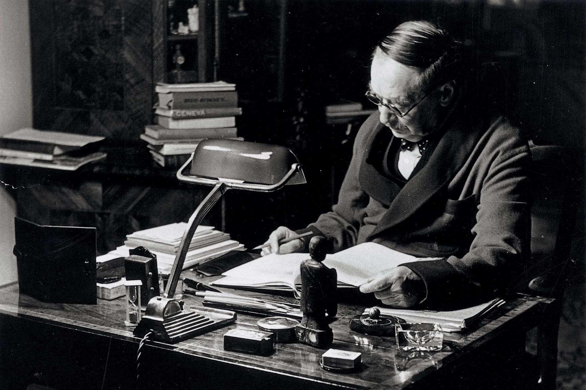 Wells conoció y entrevistó a Iósif Stalin en 1934, durante la última visita del escritor a Moscú.