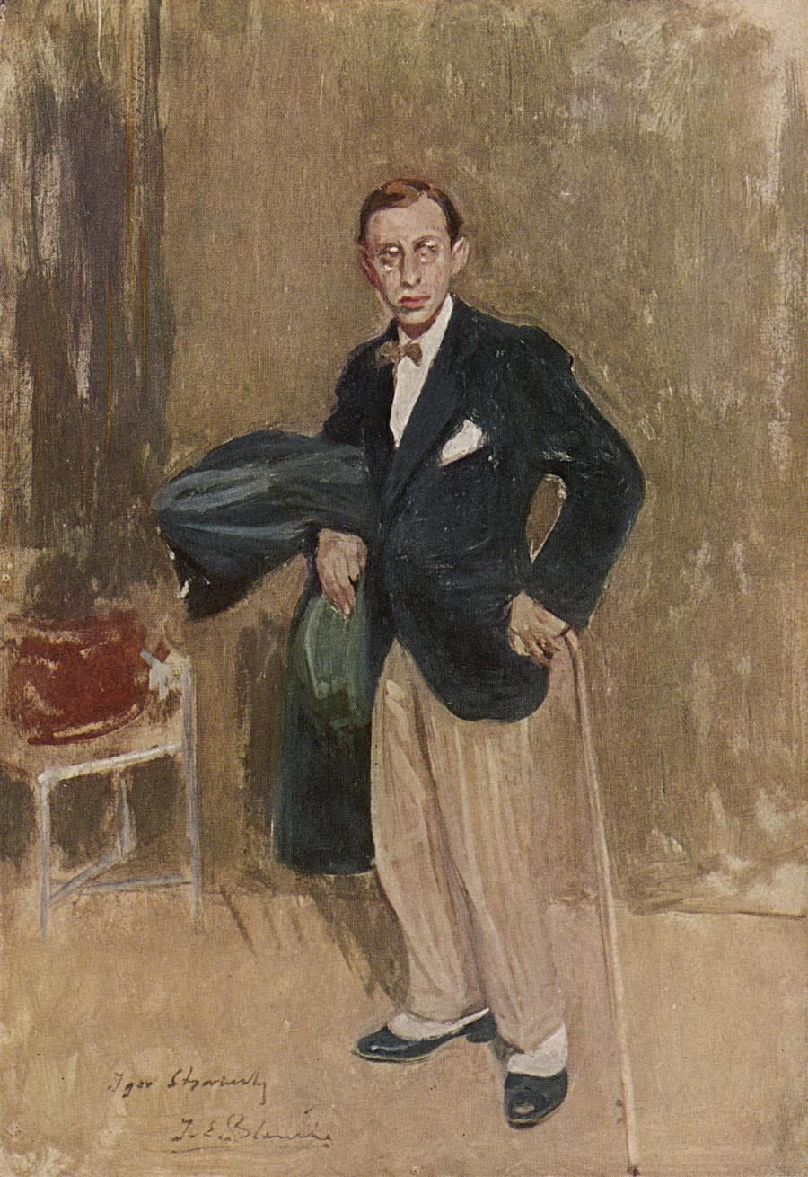 El legado de Ígor Stravinski es diverso y extraordinario.