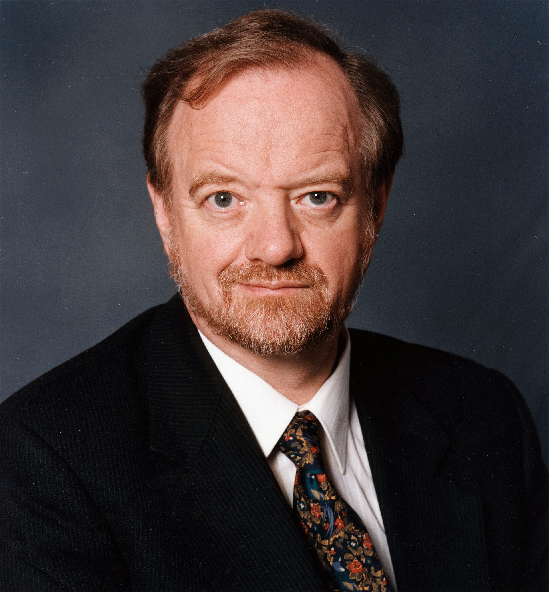 Robin Cook (1946 - 2005), British Labour Party politician, Foreign Secretary (1997 - 2001)