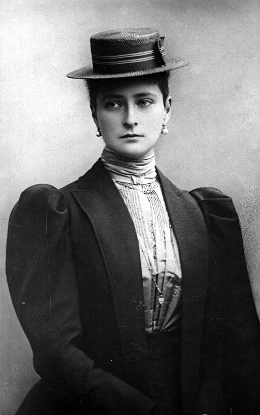 Impératrice Alexandra Fiodorovna