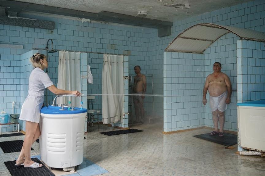 Zdravilišče Zdravilni Ključ, Rusija, 2016.