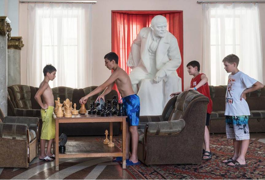 Dmitrij Lukjanov, Zdravilišče Amra International, Abhazija, 2016.