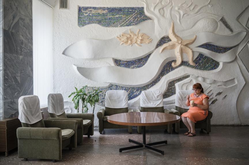 Dmitrij Lukjanov, Hotel Aliansa, Rusija, 2016.
