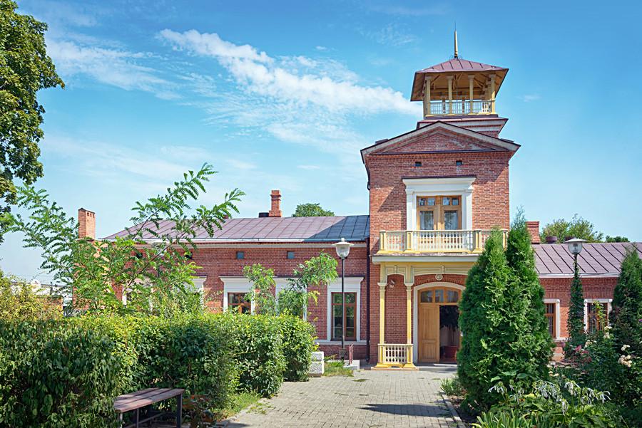 Rumah Tchaikovsky.