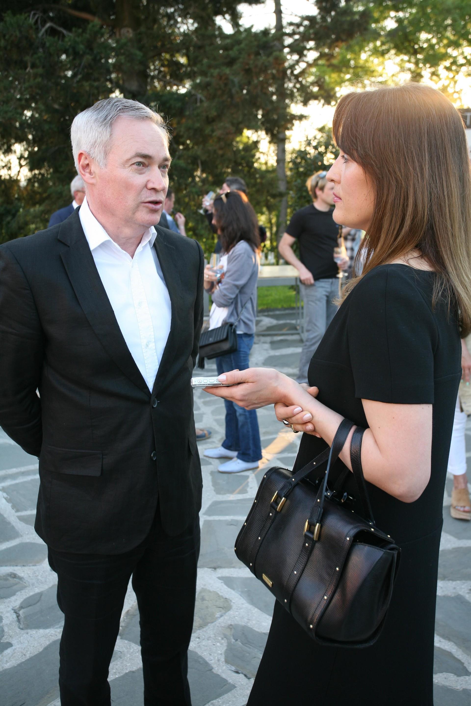 Jurij Meteljev, direktor RCZK v Ljubljani.