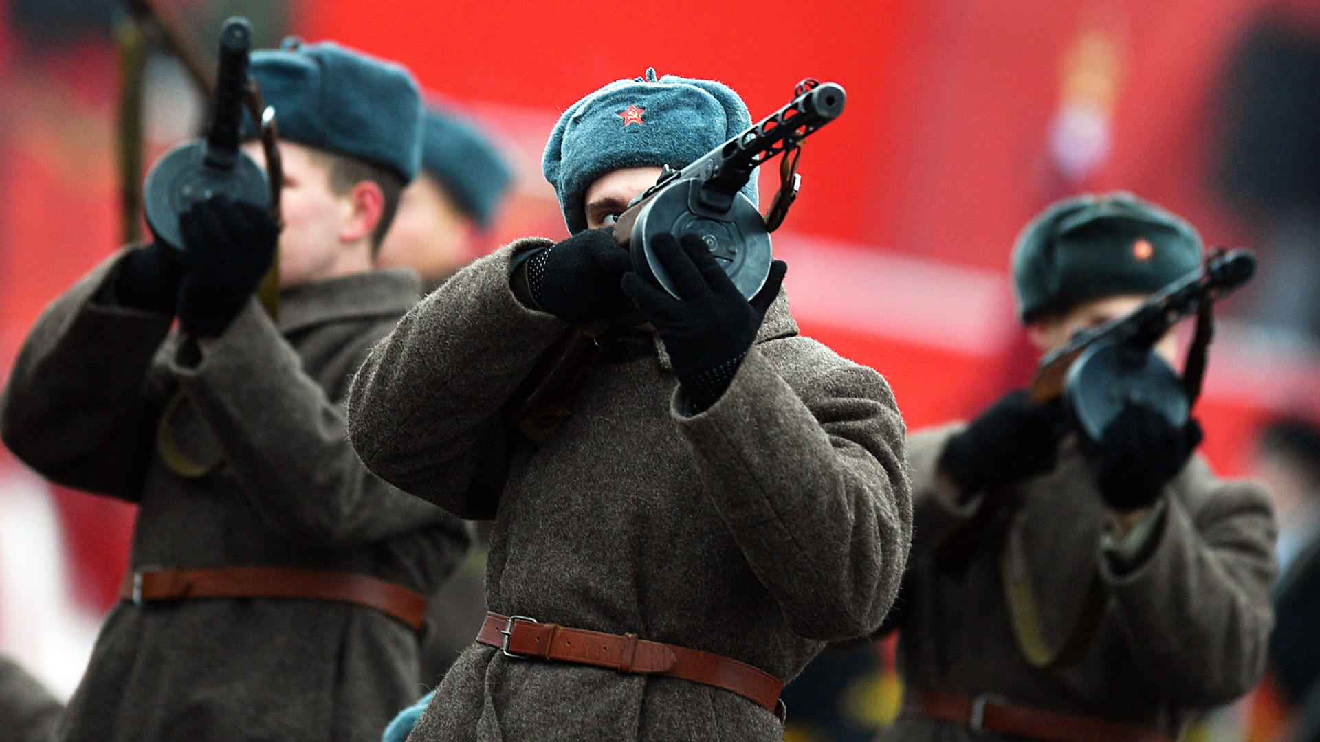 quiz what weapons did the soviet union fight with during wwii