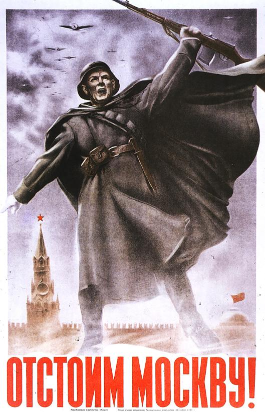 Branili bomo Moskvo!
