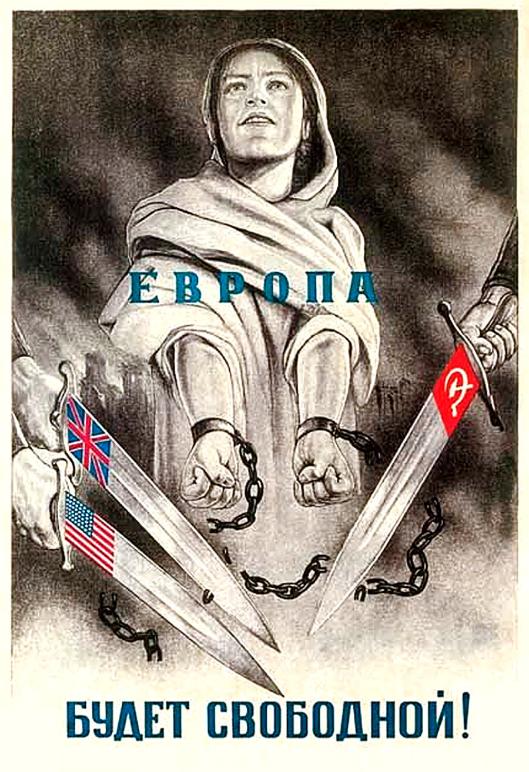 Evropa bo svobodna!