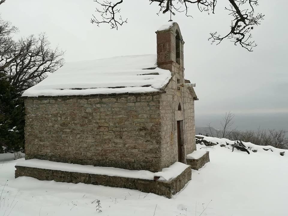 Црква-скит Светог Ђорђа, Доња Мртвица - Паштровићи