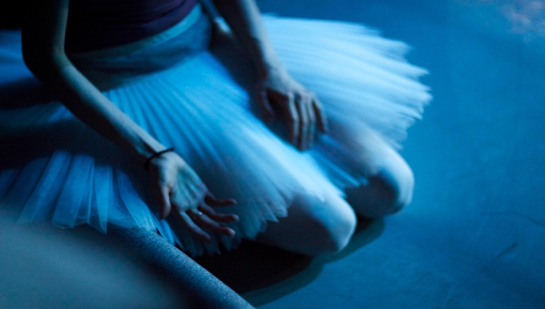 La vida de las bailarinas está llena de esfuerzos y sacrificios.