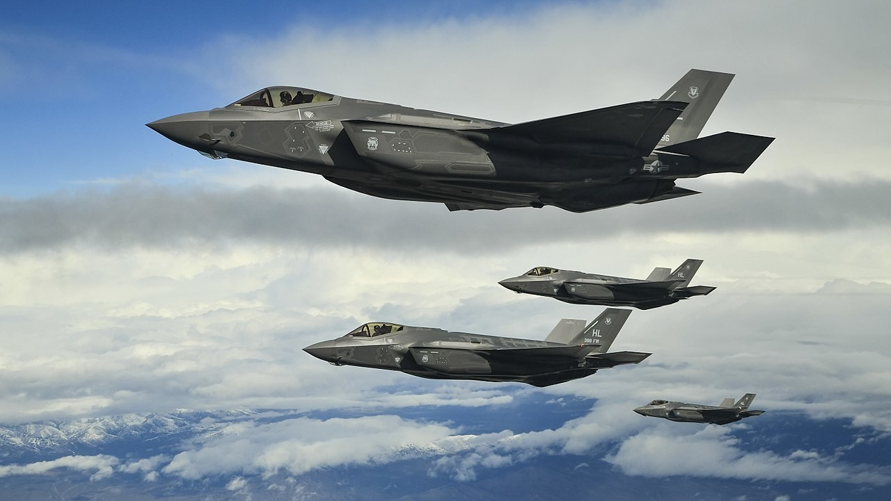 F-35As