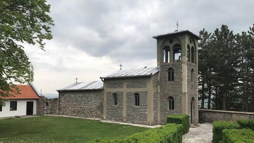 Манастир Гориоч