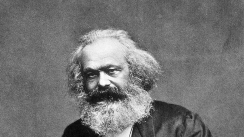 Russia has a street named after Karl Marx in almost every city