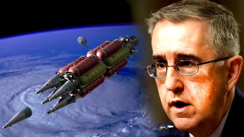 """Генерал Џон Хајтен: """"Во моментов немаме начин да се одбраниме од овие проектили"""""""