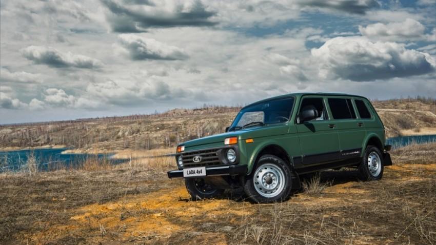 Takole Lada 4x4 izgleda danes. Kako bo izgledala po združitvi z zamislimi zveze Renault-Nissan, še ostaja neznanka.