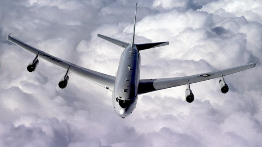 E-8C JSTARS