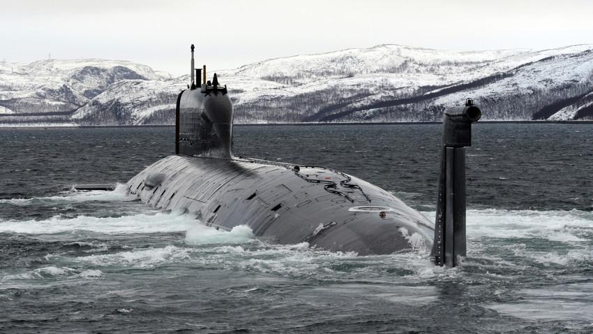 """Нуклеарна подморница """"Северодвинск"""""""