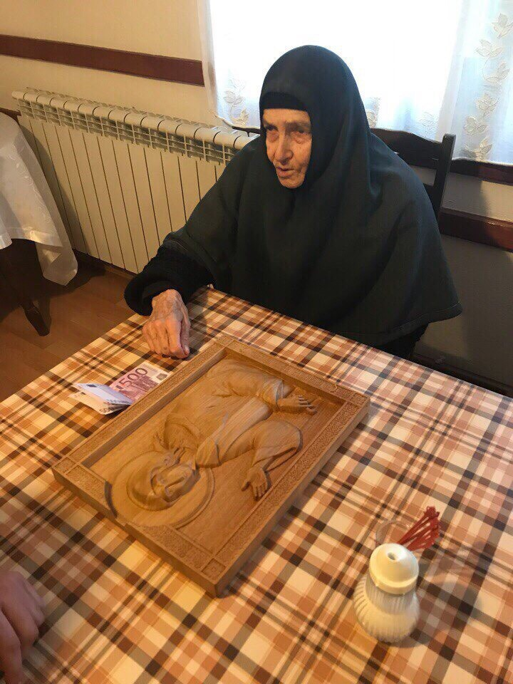 Игуманија Исидора