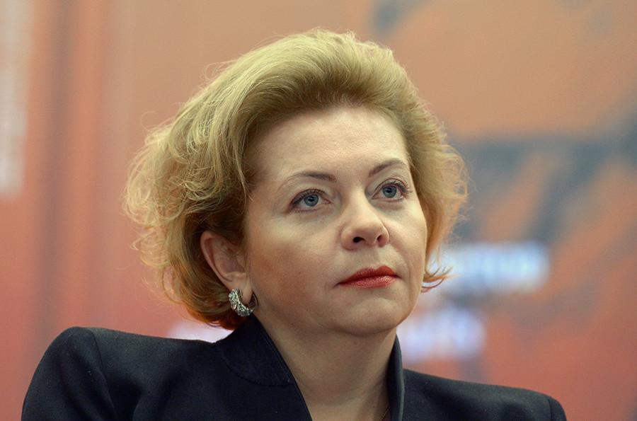 Natalia Opaleva.