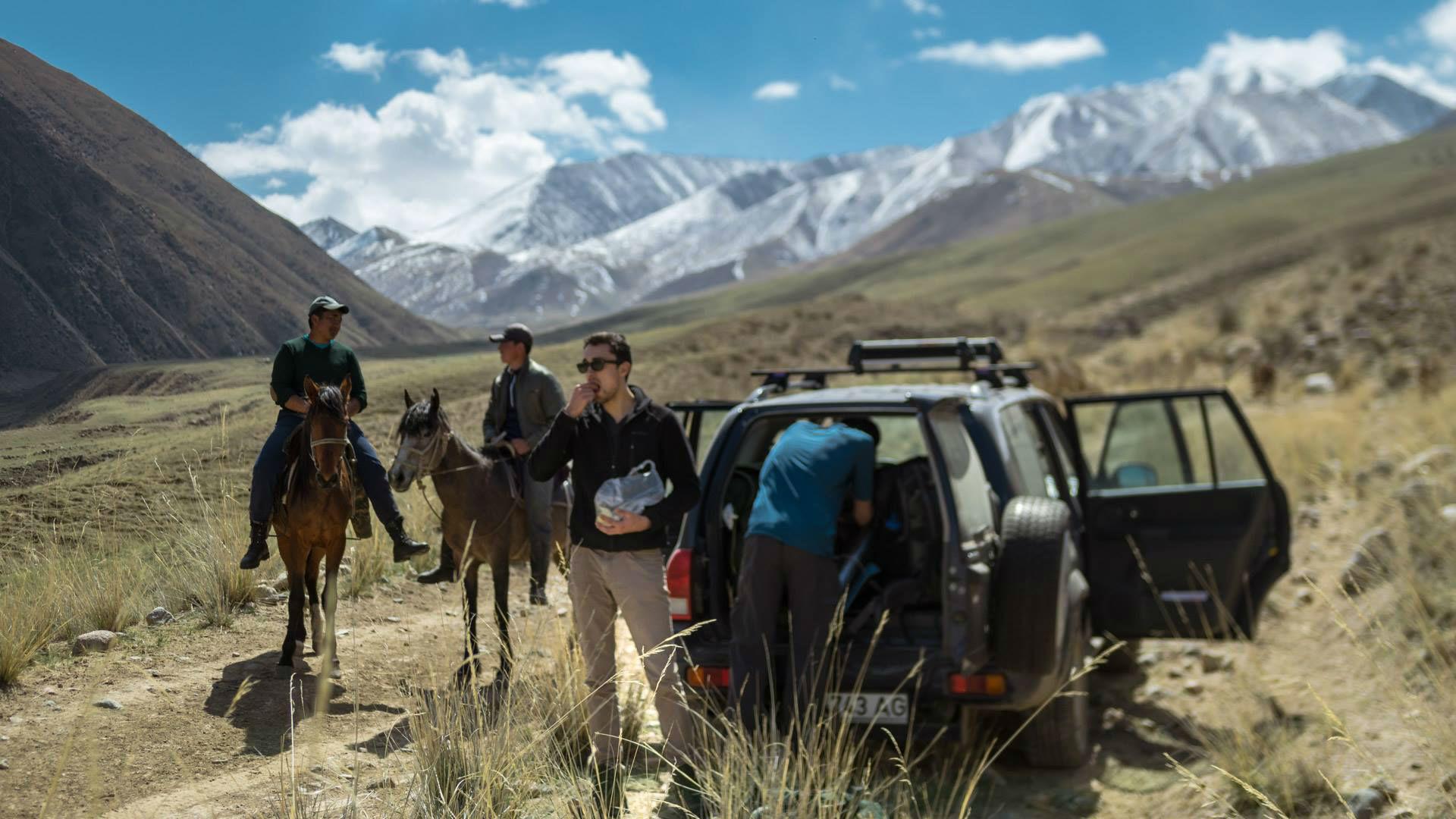 Durant leur périple, les deux frères devraient avoir l'occasion d'admirer des paysages extraordinaires, dont ils ont eu un avant-goût en Asie centrale.