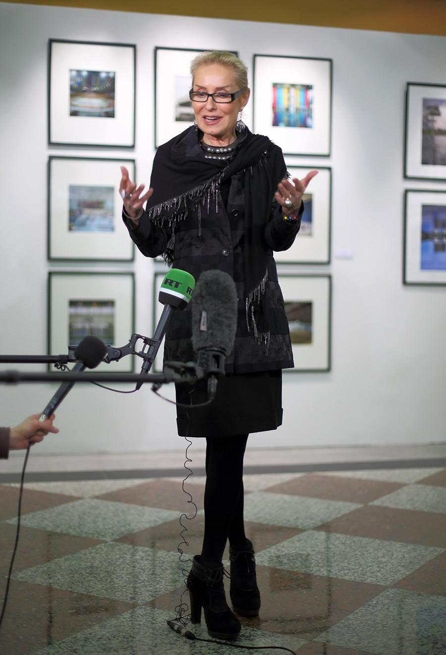 картины лекции ольги свибловой директора музея фотографии это такое зачем