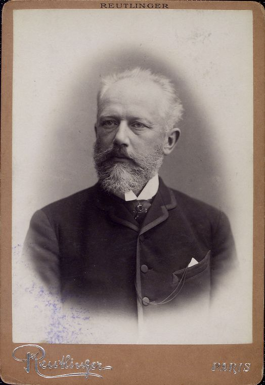 Čajkovski, ok. 1888, objavljeno 1903.
