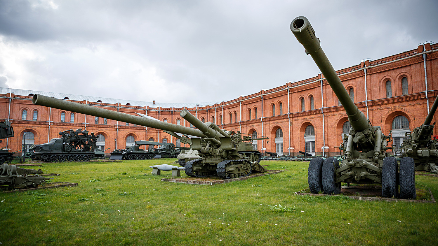 The Military-Historical Museum of the Artillery, Engineer Corps, and Signal Corps