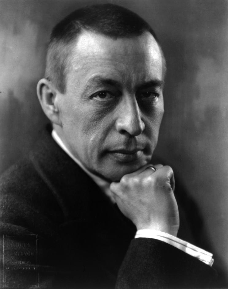 Rahmaninov leta 1921.