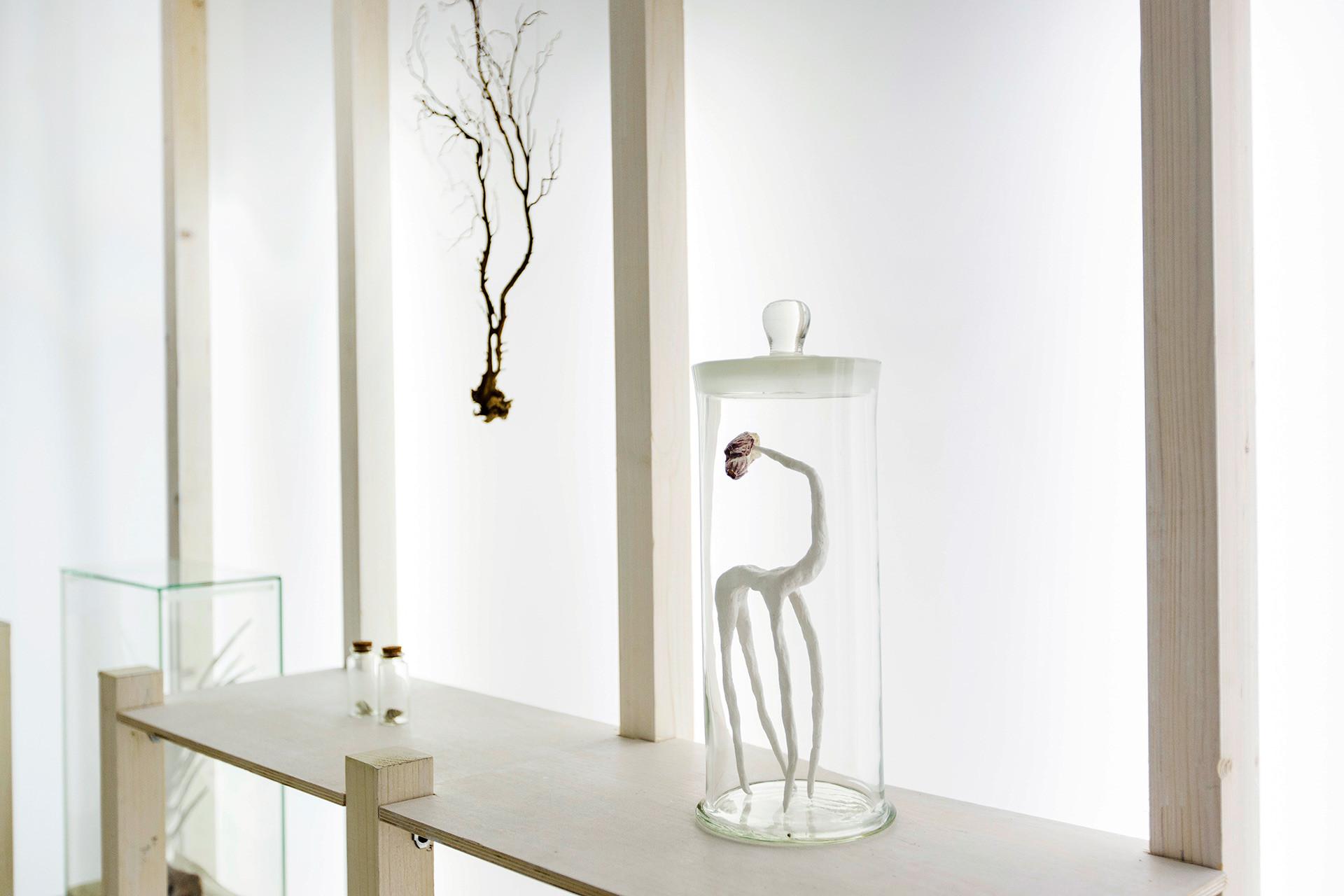 """""""Instinto de la preservación"""", obra de Iliá Fedótov-Fiódorov."""