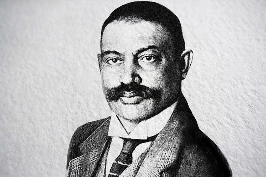Yevno Azef (1869 - 1918).