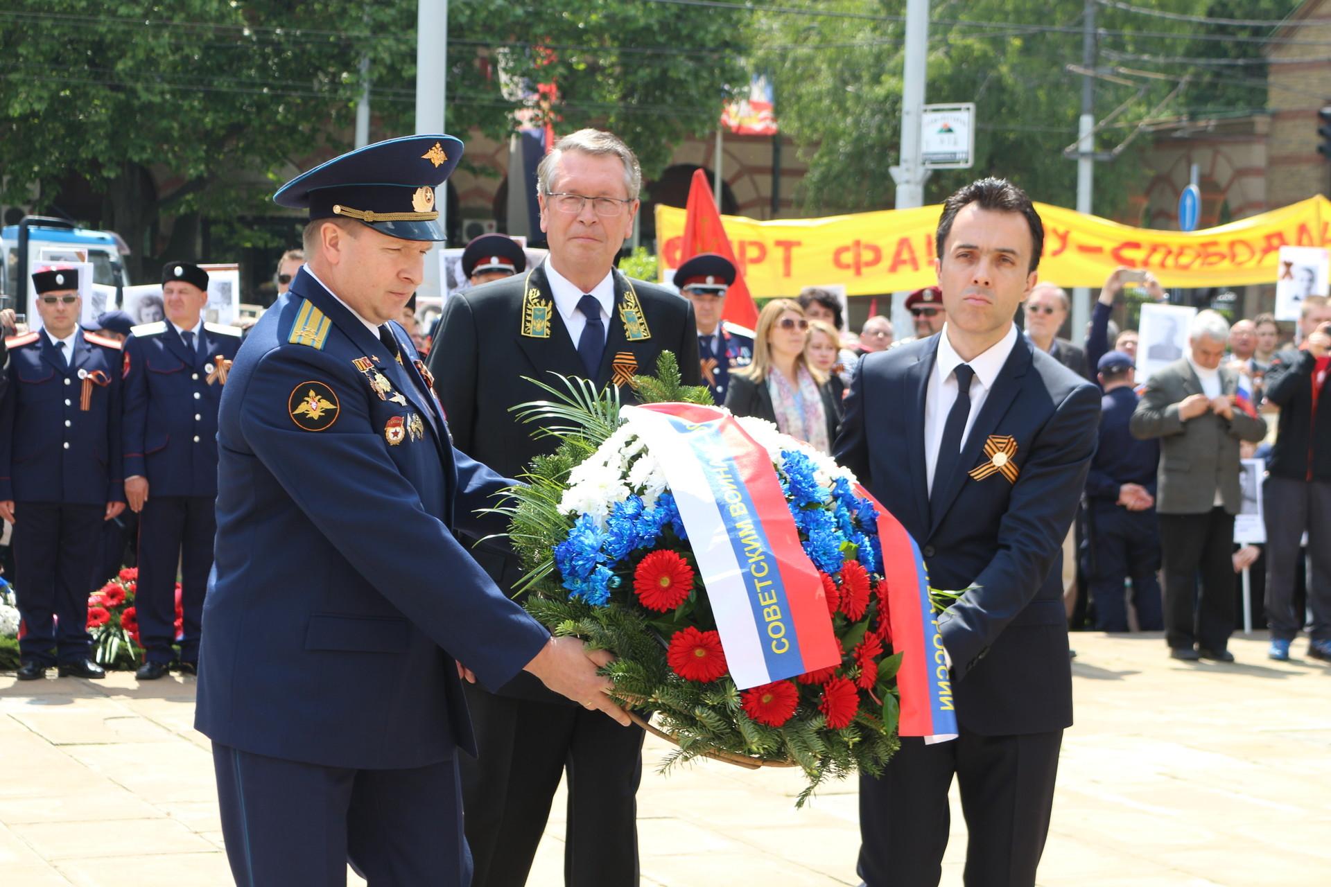 Руски амбасадор у Србији Александар Чепурин